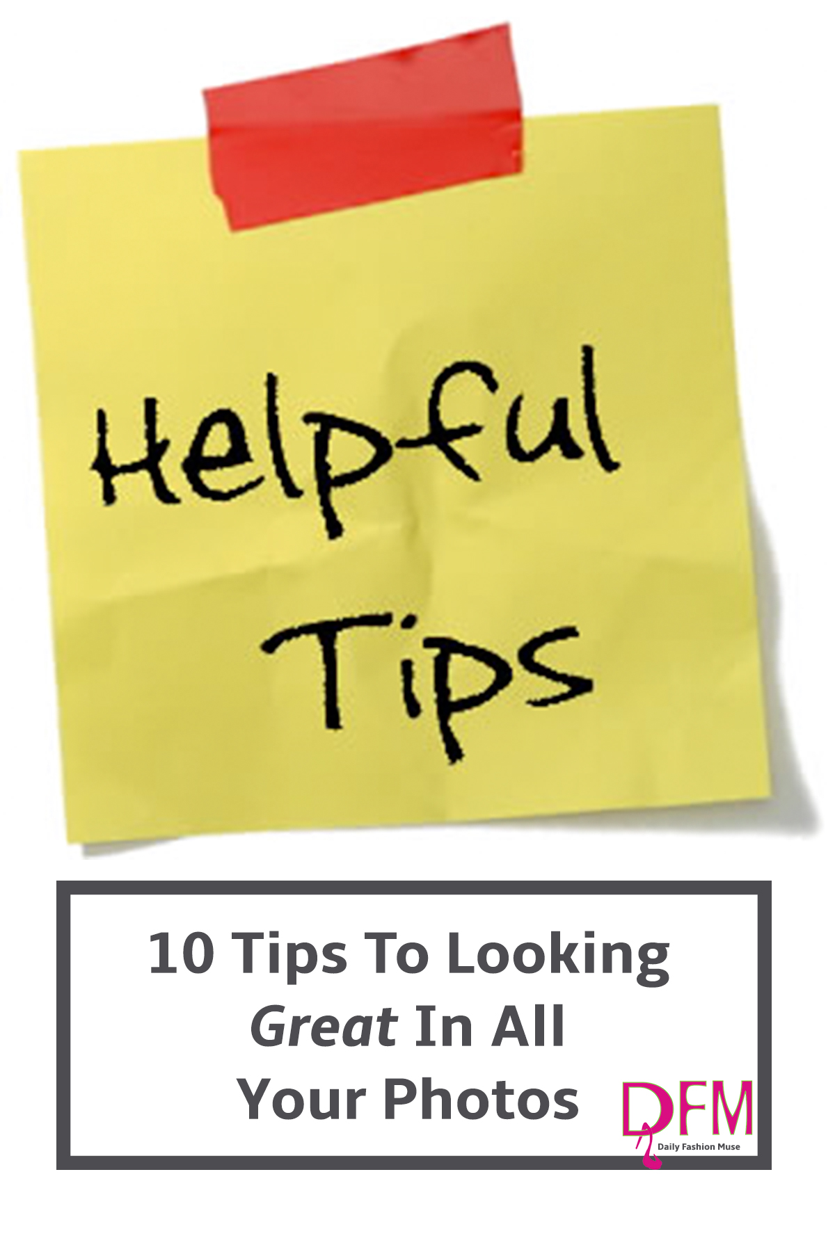 Tired of looking like a schlep in all your photos? Here are 10 tips that will make you the standout in your next group picture. Click to read.