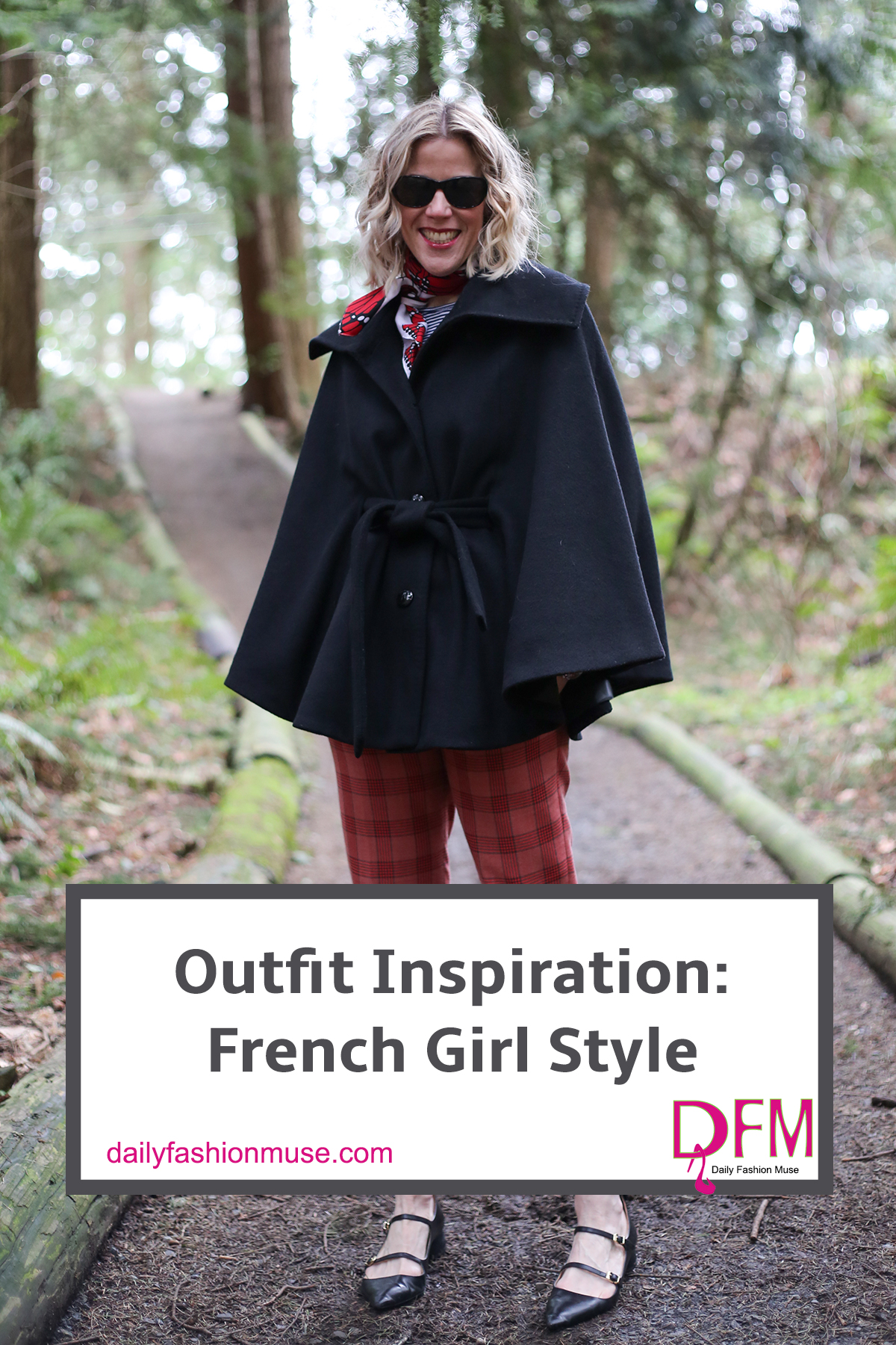 The classic French girl seems to pull a look together with the slightest of ease. Repin for style inspiration.