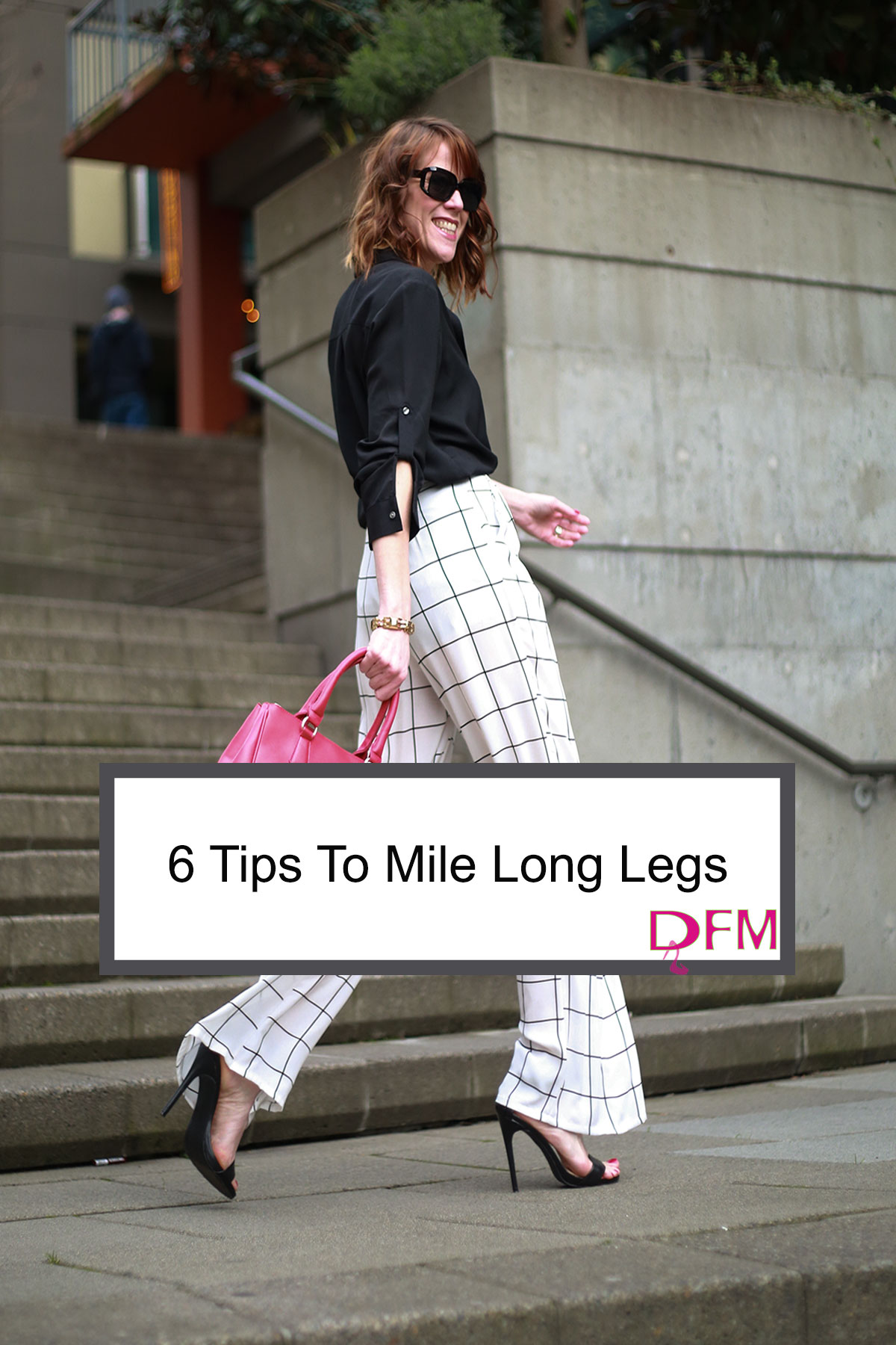 Fake your way to legs that look a mile long. Click through to read 6 styling tips for long legs.