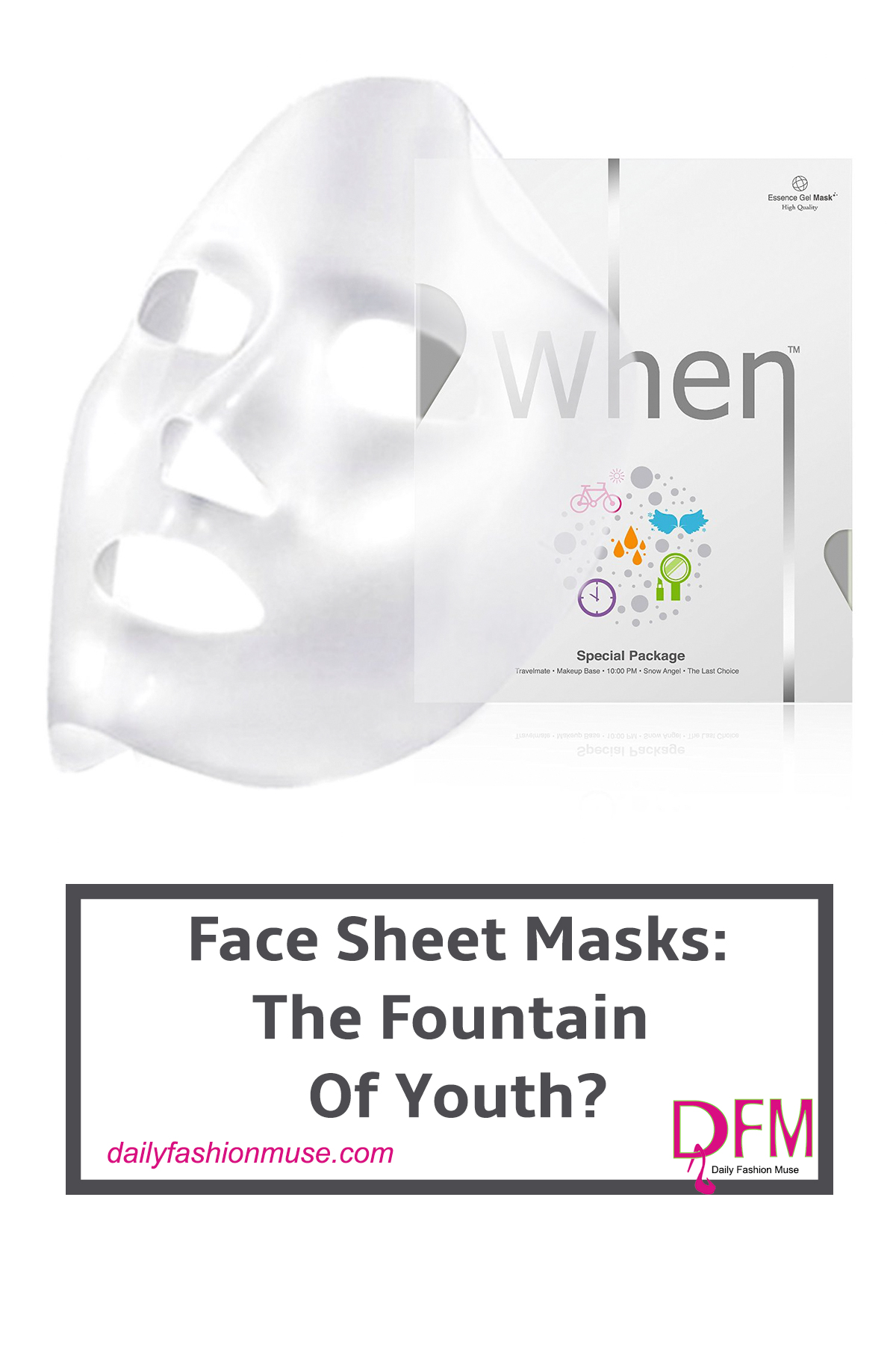 Face sheet masks are one of the latest trends to come out of Korea. A mini facial spa without to need to put pants on. Click through to read my review.