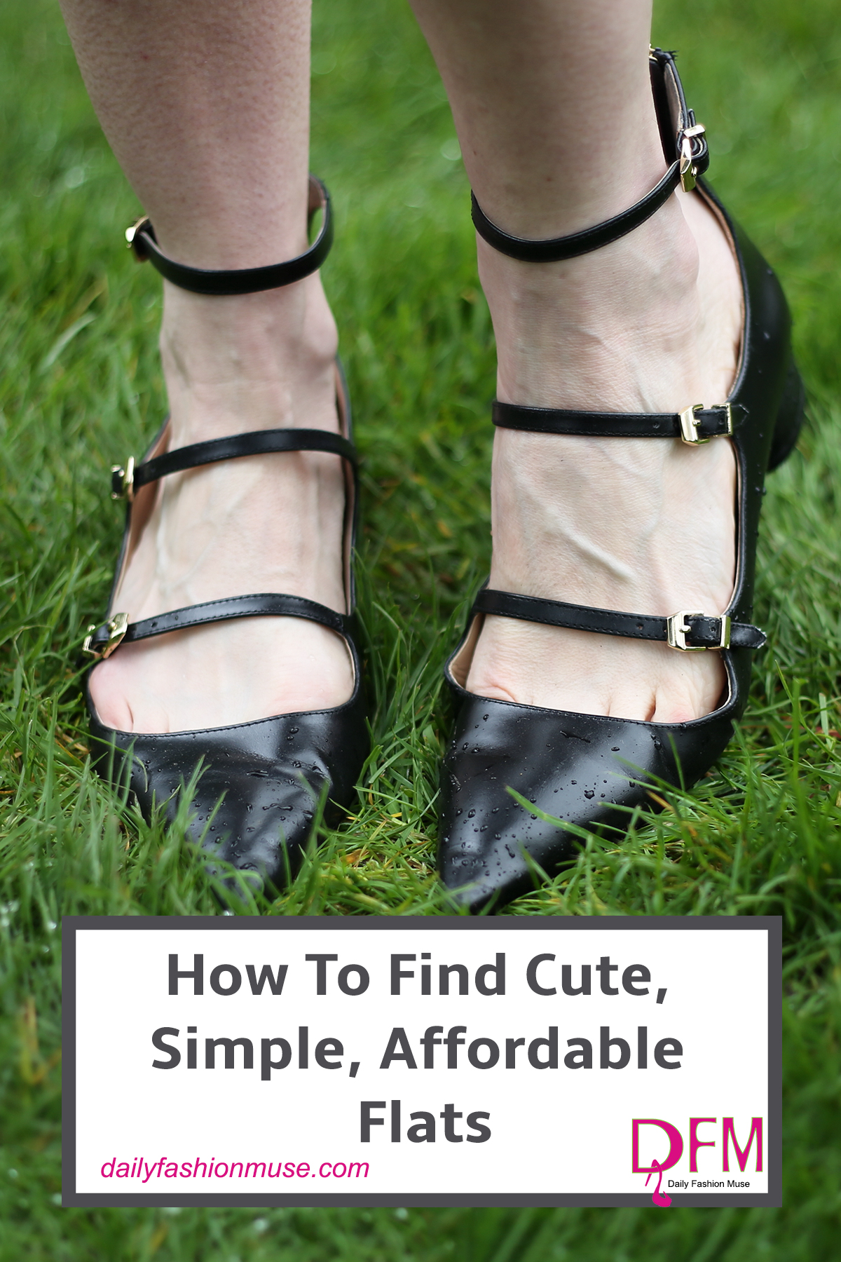 Cute, simple, affordable flats are one of the most challenging items out there for me to locate. Click to read some strategies for finding the perfect pair.
