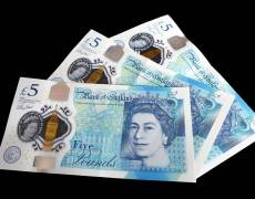 Pound Higher after Improved PMI