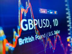 Pound Steadies after PMI