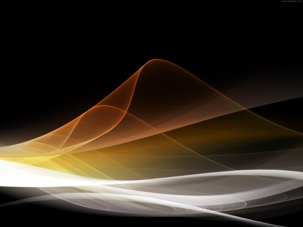 Nice abstract wavy background