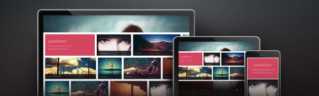 Free WebSite Template On HTML5 CSS3