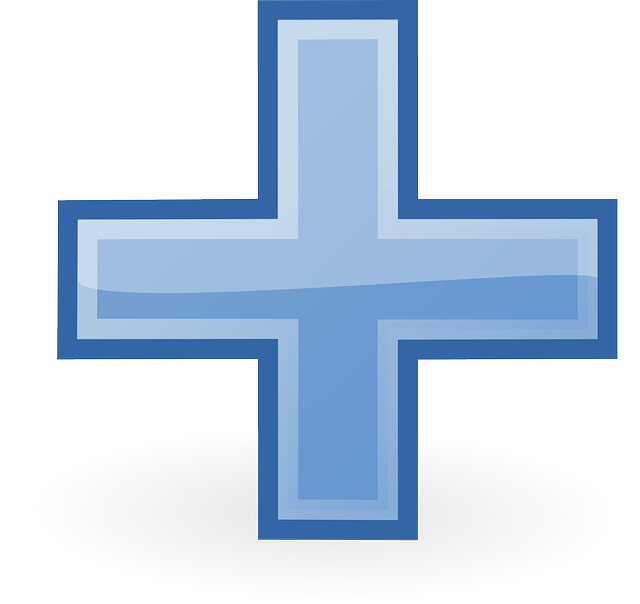 Cross symbol free vector