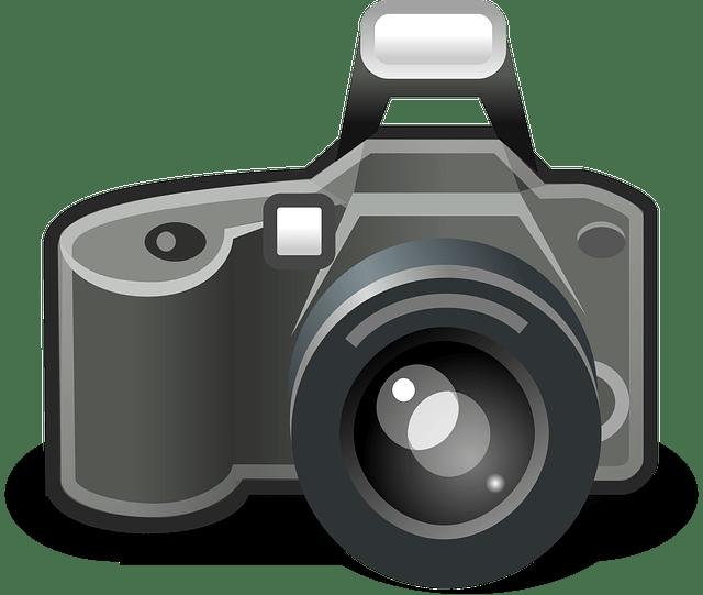 Digital Camera Free Vector