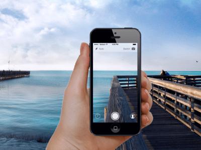 Free Snapchat Redesign,Mockups,Sketch