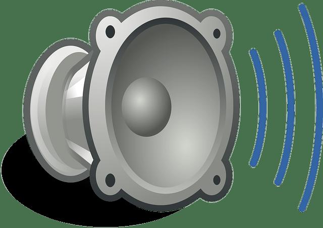 Free Speaker Vector