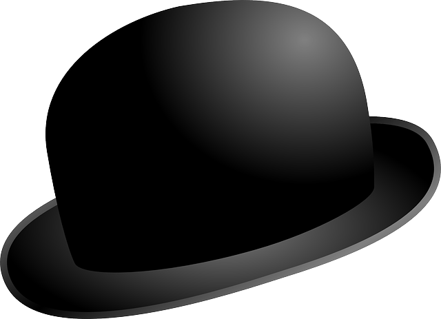 Free black hat vector
