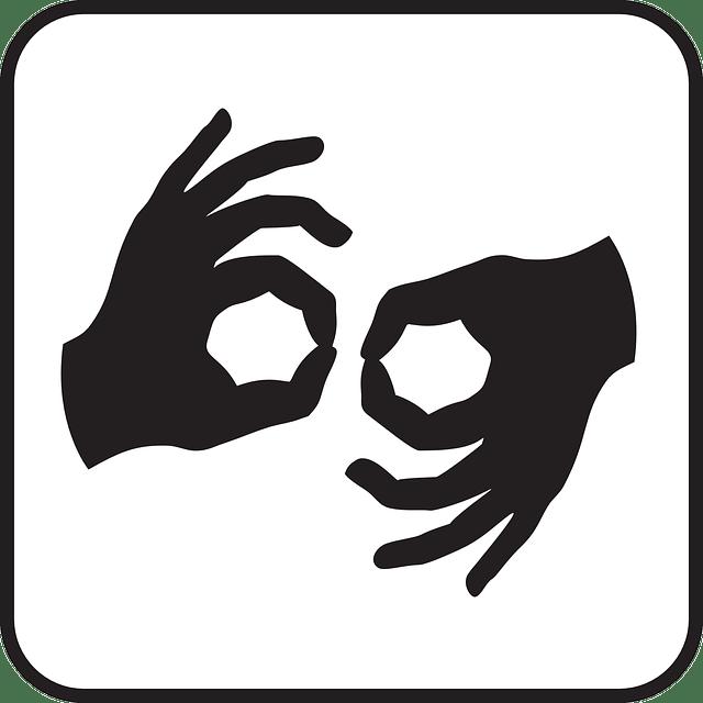 Okey Symbol Free vector