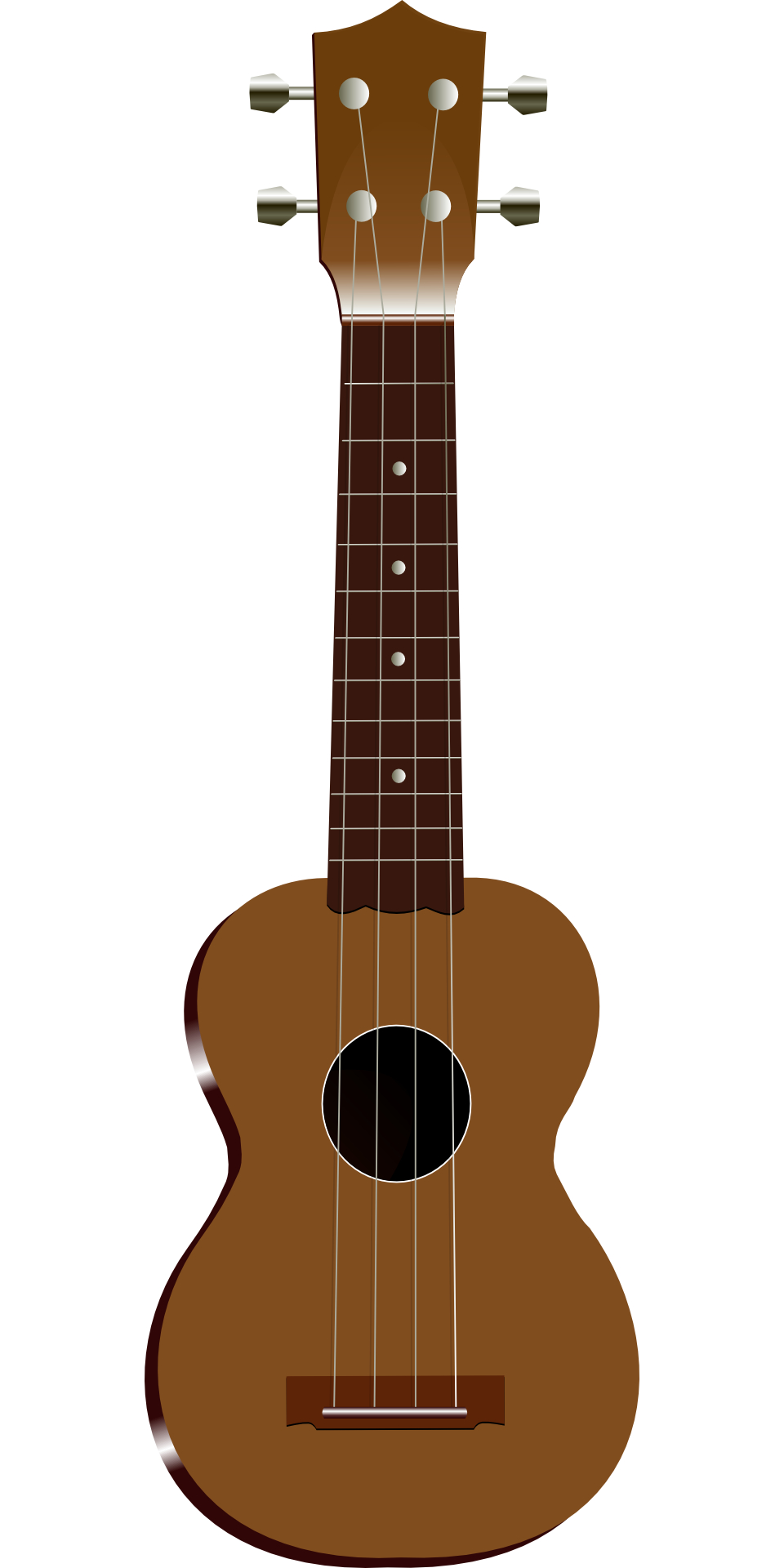 musical instrument ,ukulele vector