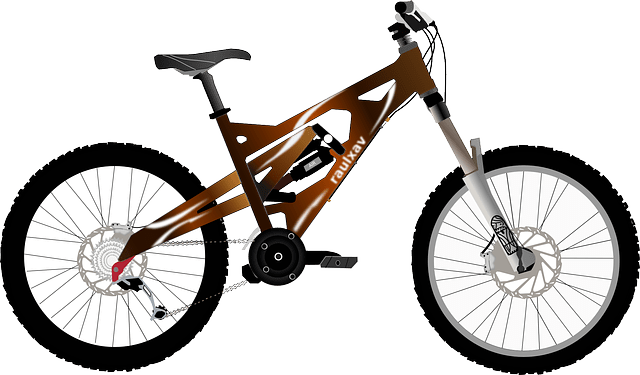 Bike bicycle free vector
