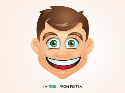 Free Vector Character Graphics illustrations