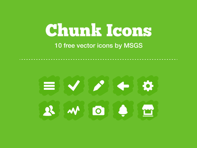 10 Free Vector Icons