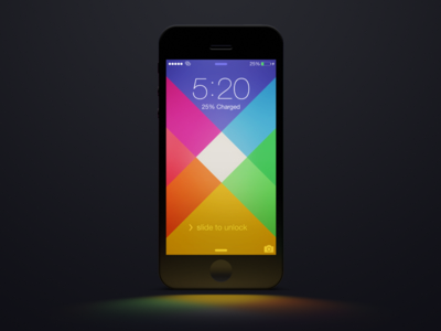 Free Parallax Wallpaper For iOS 7 iPhone