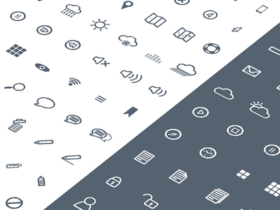 Free 80 Icons Pack