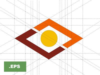 Sun Logo Vector EPS Free Download