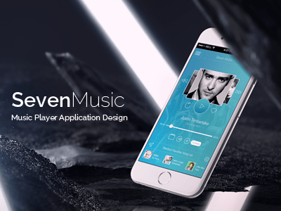 Music Player Application Design