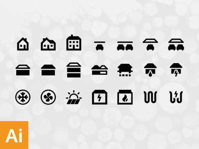 House structure free icons