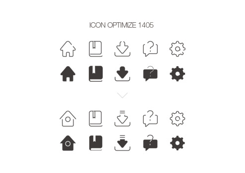 Simple Vector Icons Download