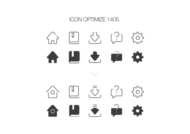 Simple Vector Icons Download 11