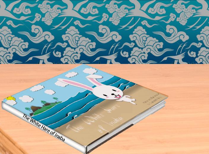 Free kid's Book Mockup PSD Template