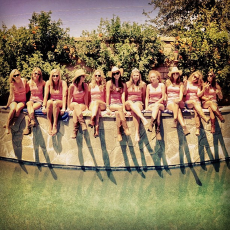 Hottest Girls Of Stagecoach 2013 From Instagram 22