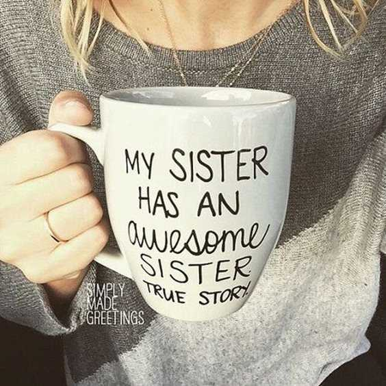 28 Funny Sister Quotes To Laugh Challenge 10