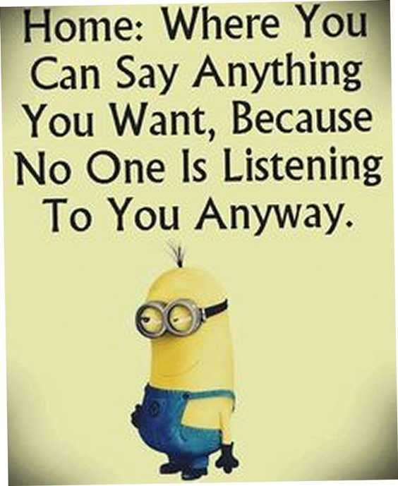 65 Best Funny Minion Quotes And hilarious pictures to laugh 5