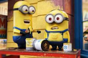 Funny Minions quotes and sayings