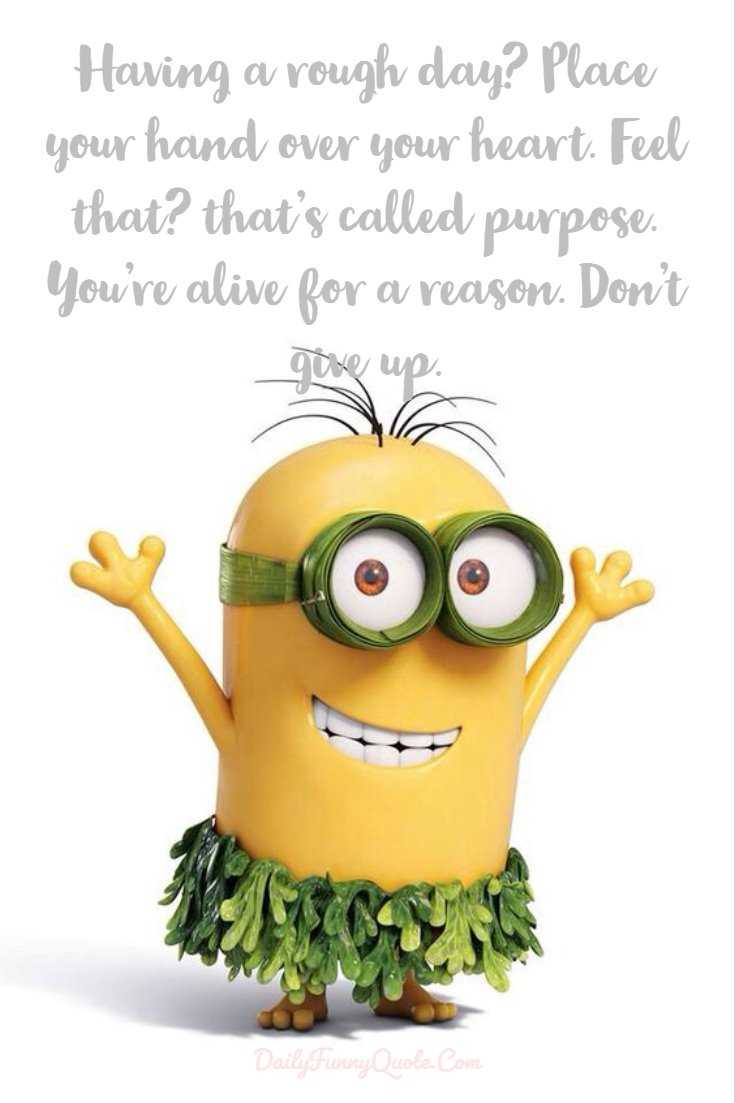 Minions Quotes 40 Funny Quotes Minions And Short Funny Words 10