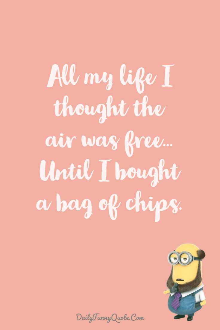 Minions Quotes 40 Funny Quotes Minions And Short Funny Words 29