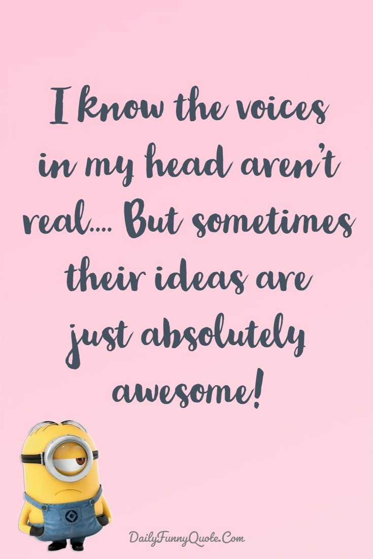 Minions Quotes 40 Funny Quotes Minions And Short Funny Words 32