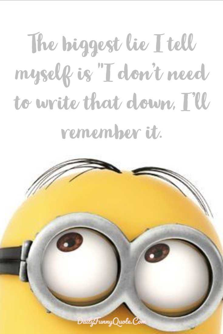 Minions Quotes 40 Funny Quotes Minions And Short Funny Words 9