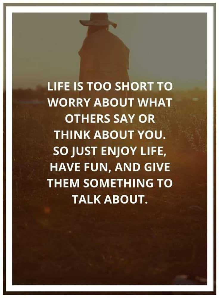 57 Beautiful Short Life Quotes Quotes on Life Lessons 47