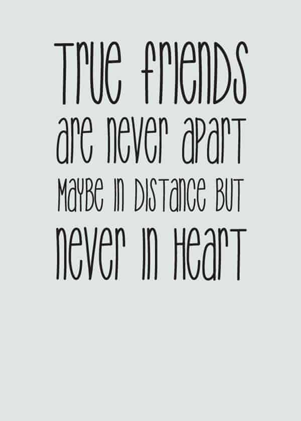 38 true friendship quotes
