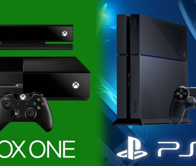 Xbox Or Ps4 What To Buy