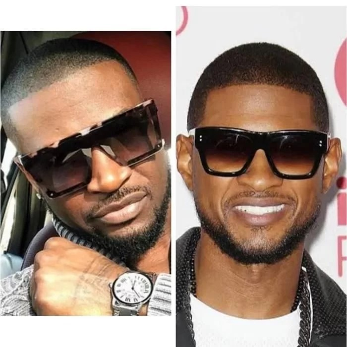 We need to question my dad over resemblance with Usher – Peter Okoye