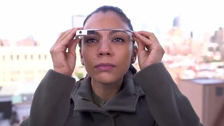 รับสมัครวิศวกร Google glass