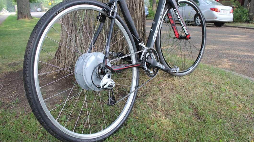 ล้ออัจฉริยะ...เพิ่มความสามารถให้จักรยาน