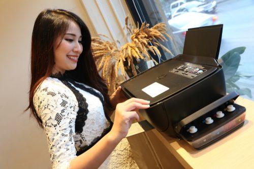 HP DeskJet GT 5820 Printer