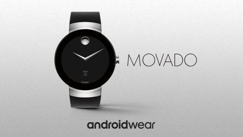 Movado front