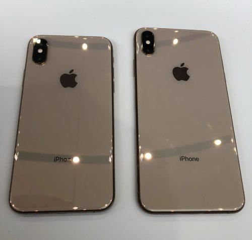 iPhoneXs iPhoneXs Max