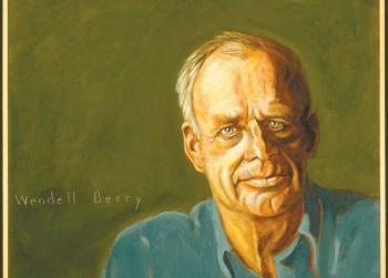 The Measure of Meaning: Visiting Wendell Berry