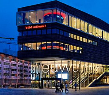 The Netherlands' Record-Breaking Library