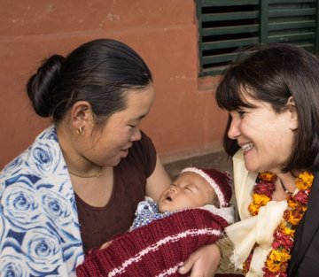 Arlene Samen: A Global Healer for Women