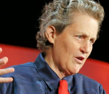 Inside the Mind of Temple Grandin