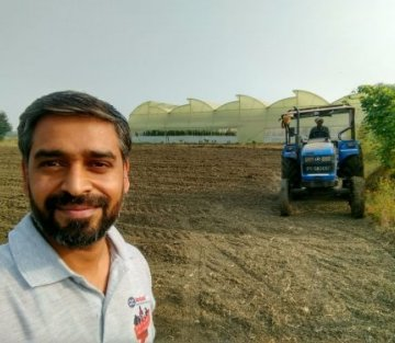 The Man Who Created a Broker-Free Market for Farmers