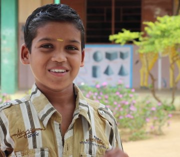 The 12-Year-Old Who Brought Education to His Community